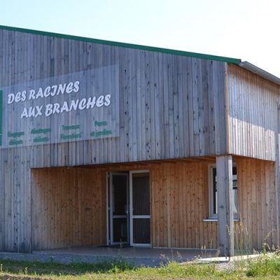 Construction de Bureaux et stockage à Couzeix (87)