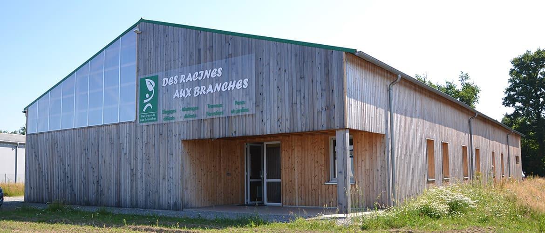 Construction de Bureaux et stockage à Couzeix (87)_3