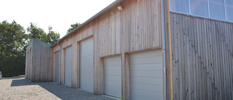 Construction de Bureaux et stockage à Couzeix (87)_0