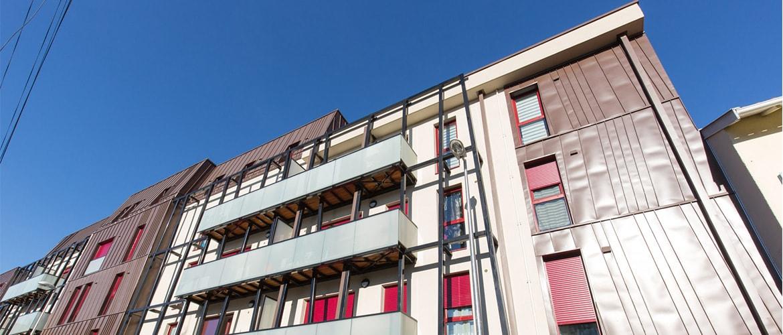 Résidence de 37 logements sociaux Limoges (87)_2