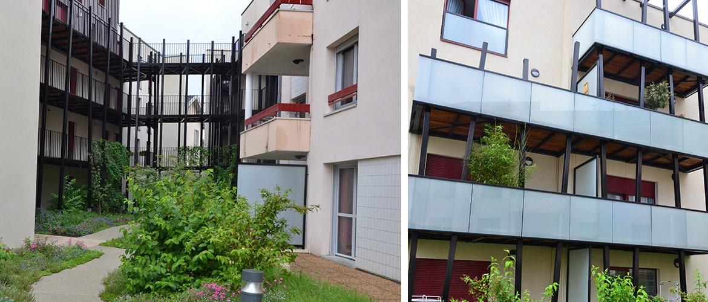 Résidence de 37 logements sociaux Limoges (87)_5