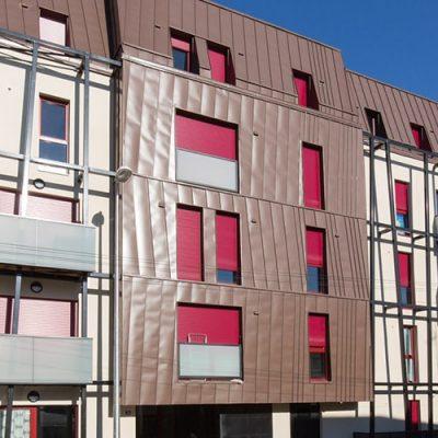 Résidence de 37 logements sociaux Limoges (87)