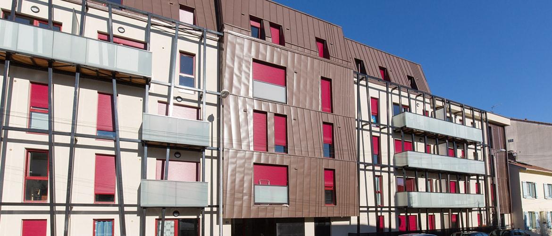 Résidence de 37 logements sociaux Limoges (87)_1