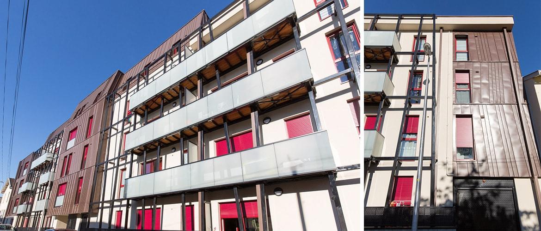Résidence de 37 logements sociaux Limoges (87)_7