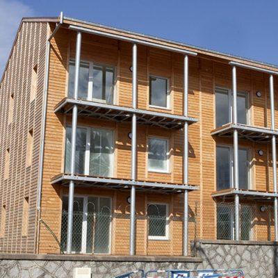 18 logements sociaux BBC à Limoges (87)
