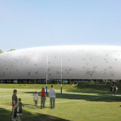 Stade de Beaublanc à Limoges (87)