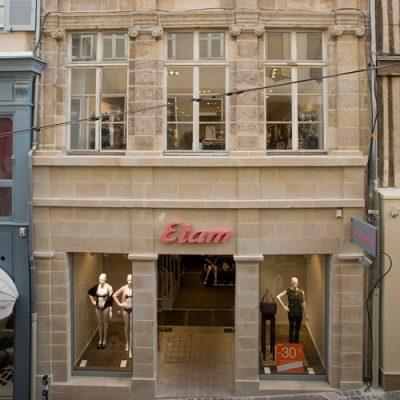 Réhabilitation de 4 logements Limoges (87)