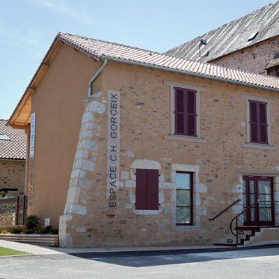 Maison des Cultures Bujaleuf (87)