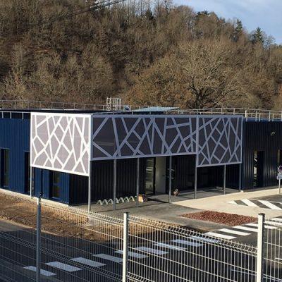 Bâtiment ERDF Aubusson