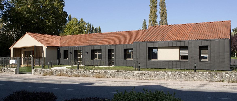 Crèche et Bureaux à Chateauponsac (87)_3