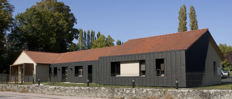 Crèche et Bureaux à Chateauponsac (87)_17