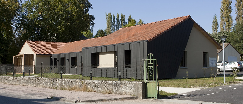 Crèche et Bureaux à Chateauponsac (87)_2