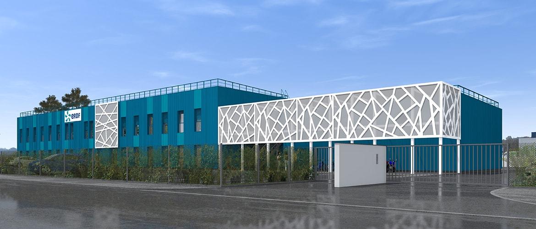 Bâtiment ERDF ROYAN_0