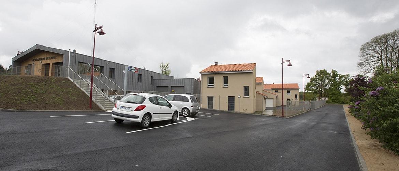 Construction d'une gendarmerie à Nieul (87)_14