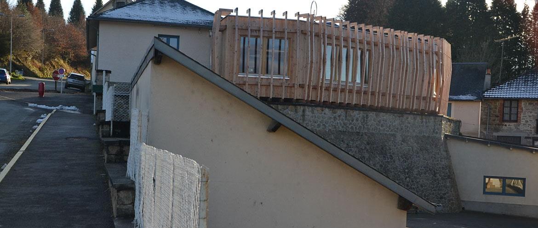 Réaménagement bibliothèque à Peyrat le Château (87)_0