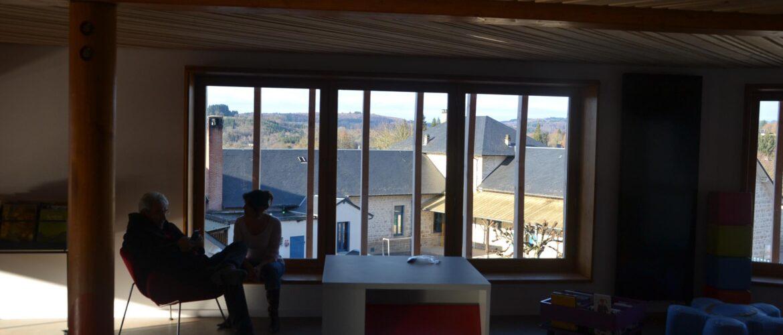 Réaménagement bibliothèque à Peyrat le Château (87)_4