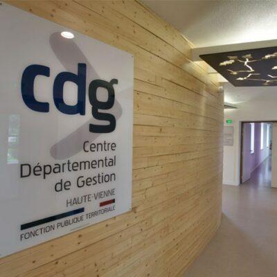 Centre de Gestion Départementale à Limoges (87)