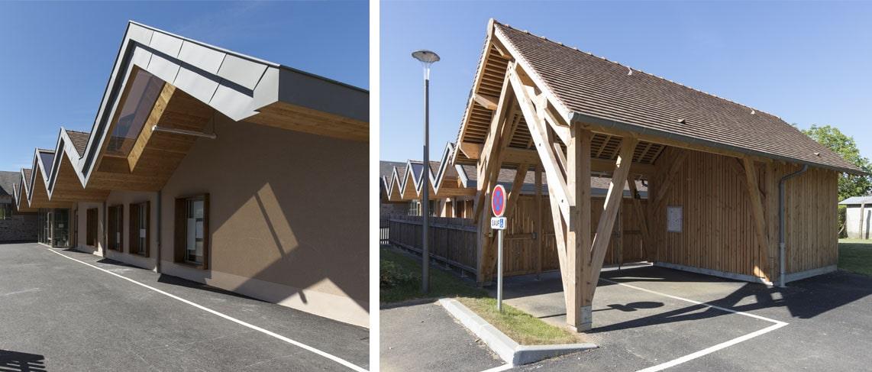 Ecole et Restaurant scolaire à Glanges (87)_2