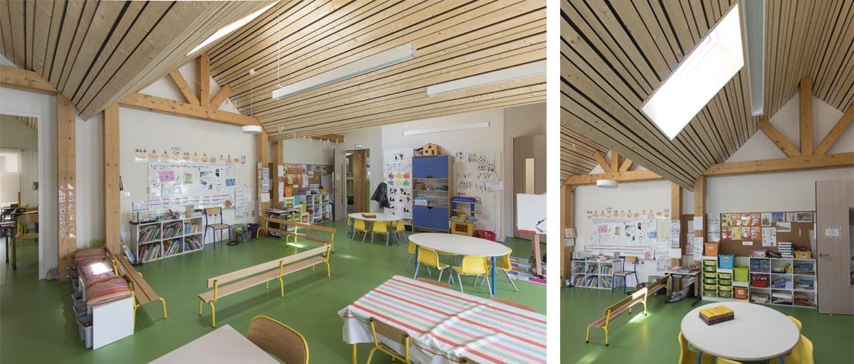 Ecole et Restaurant scolaire à Glanges (87)_5