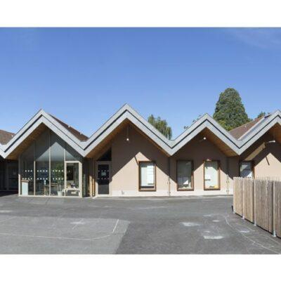 Ecole et Restaurant scolaire à Glanges (87)