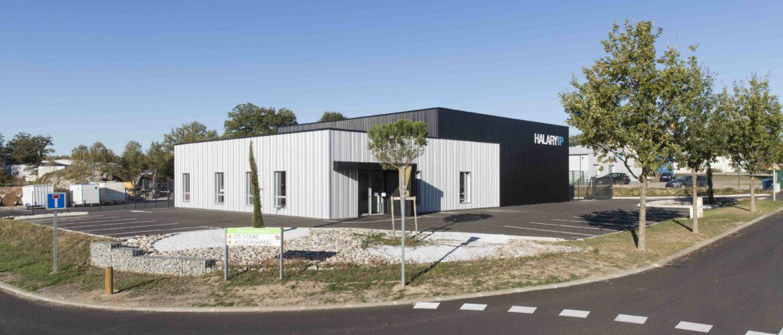 Bâtiment de bureau pour Halary TP à Couzeix (87)_0