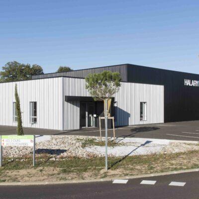 Bâtiment de bureau pour Halary TP à Couzeix (87)