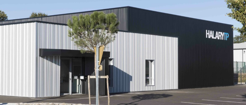 Bâtiment de bureau pour Halary TP à Couzeix (87)_1