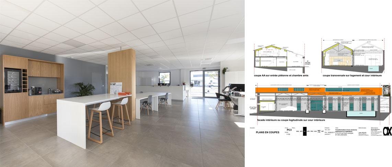 Bâtiment de bureau pour Halary TP à Couzeix (87)_2