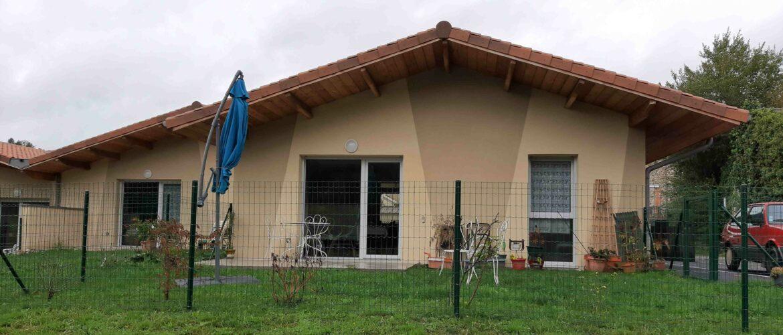 Construction de 4 logements ODHAC à St-Priest-Taurion (87)_1