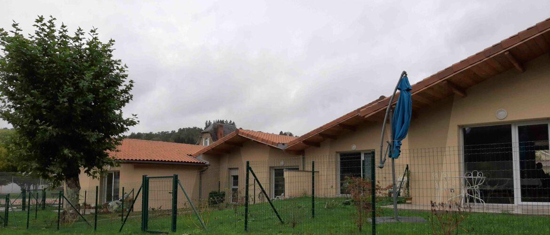 Construction de 4 logements ODHAC à St-Priest-Taurion (87)_0