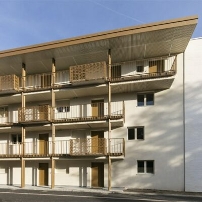 Résidence intergénérationnelle à Limoges (87)